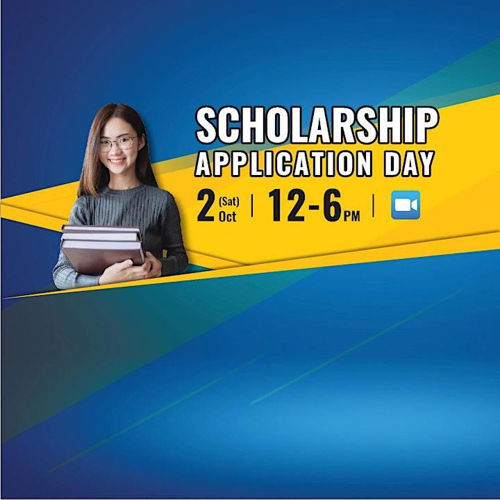 Virtual Scholarship Application Day image