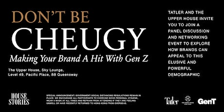 House Stories: Don't be Cheugy: Making Your Brand A Hit With Gen Z tickets