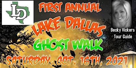 Lake Dallas Ghost Walk tickets