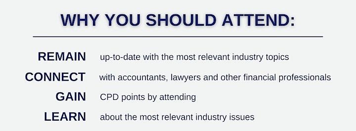 VIRTUAL - Parramatta Accountants Discussion Group (PADG) image