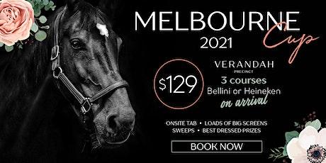 Verandah Bar Melbourne Cup 2021 tickets
