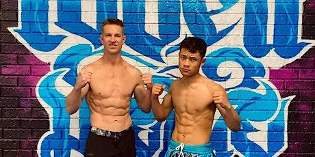 2 Day Muay Thai Seminar with Rob Lovett tickets