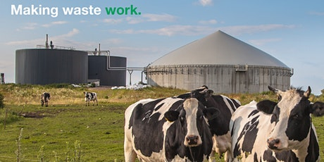 Biogas for Australian Dairy Farms Webinar tickets