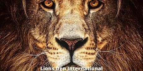 Lions Den International Men's Gathering tickets