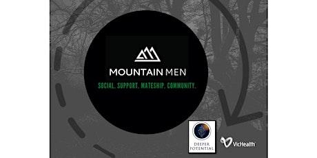 Mountain Men Yarning Circle - 7pm, 22 September 2021 tickets