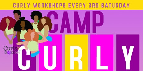 Camp Curly Workshops 2021 tickets