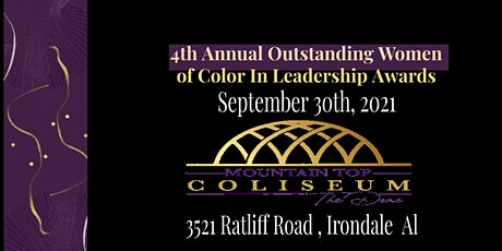 Outstanding Women of Color in Leadership Awards tickets