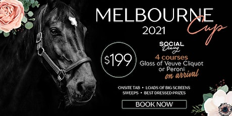 Social Dining Melbourne Cup 2021 tickets