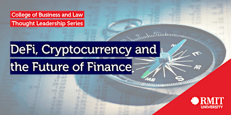 DeFi, Cryptocurrency and the Future of Finance tickets