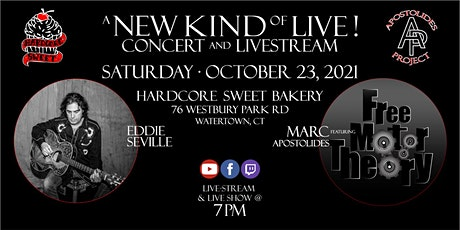 A New Kind of LIVE! Concert and Live-stream tickets