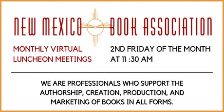 New Mexico Book Association Monthly Meeting tickets