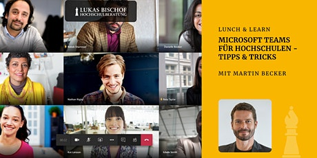 Microsoft Teams  - Tipps & Tricks für Hochschulen tickets