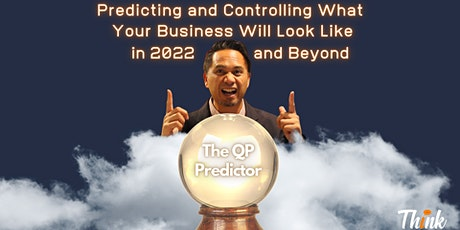 Predict and control what your business will look like in 2022 - and beyond tickets