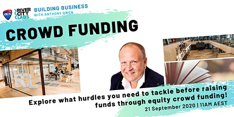 Building Business: Crowd Funding tickets