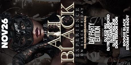 THE ALL BLACK EXPERIENCE 21 tickets
