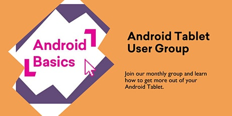 Android Tablet Users Group @ Burnie Library tickets