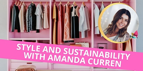 Style and Sustainability with Amanda Curren - Aldinga Library tickets