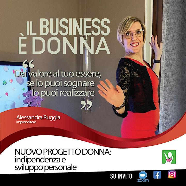 Immagine Il business è donna