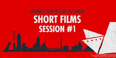 Festival du Film Libanais au Canada, court-métrages #1 - Montréal billets