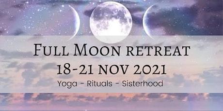 Full Moon and Yin Yoga Retreat tickets