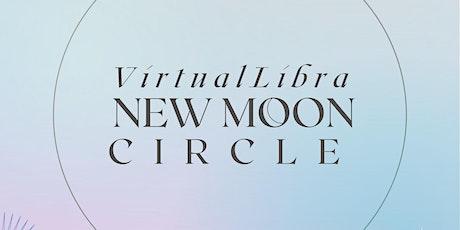 Libra New Moon Circle: Sound Bath + Ritual + Meditation tickets