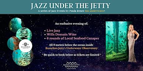 Jazz under the Jetty tickets