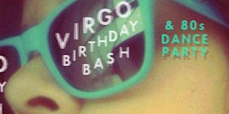 BURN DOWN the DiSCO! ~ Voluptuous VIRGO Birthday Bash + '80s DANCE PARTY! ~ tickets