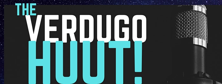 Bowie on the Moon: The Vaccinated Verdugo HUUT! image