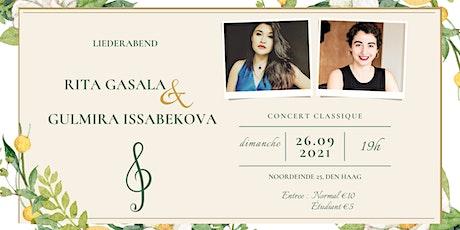 Rita Gasala & Gulmira Issabekova tickets