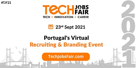 Portugal's Virtual Recruiting & Branding Event tickets