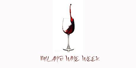 Milano Wine Week 2021 - Eventi della Settimana biglietti