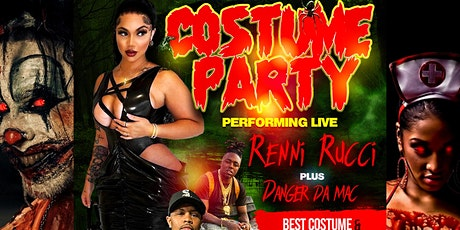 Halloween Costume Party/ Renni Rucci tickets