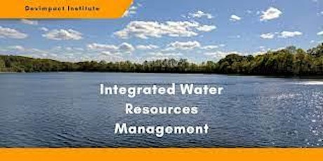 Training Course on Integrated Water Resource Management tickets