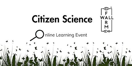 Biodiversity Month Seminar: Citizen Science tickets
