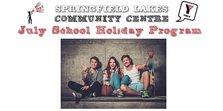 YMCA  Springfield Lakes Get Crafty for Kids - On-site Activities tickets