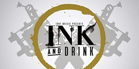 Ink & Drink (A Tony Mozaic Experience) tickets