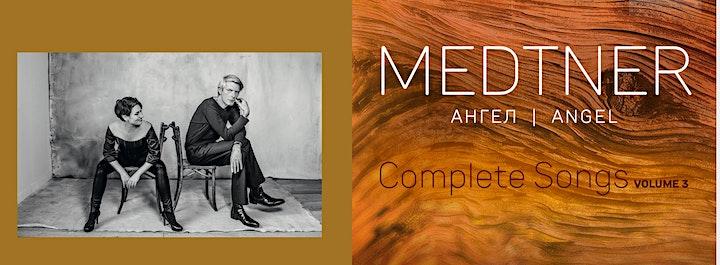 Afbeelding van Presentatieconcert CD 'Angel' - Medtner