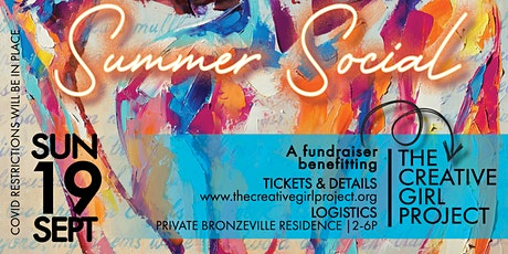 Summer Social: Party with a Purpose tickets