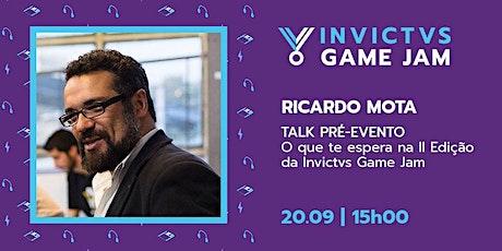 INVICTVS GAME JAM 2021 - Sessão de Lançamento ingressos