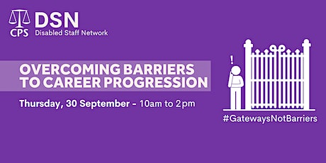 Overcoming Barriers to Career Progression tickets