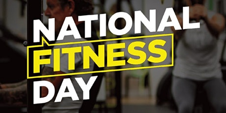 National Fitness Day - Open Gym Session! tickets