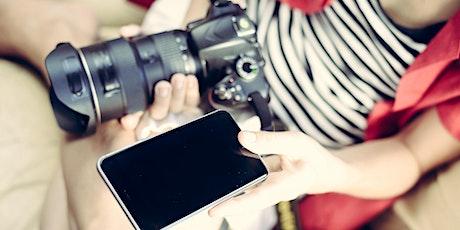 BGAJ CPD: Does the SLR camera still have purpose? tickets