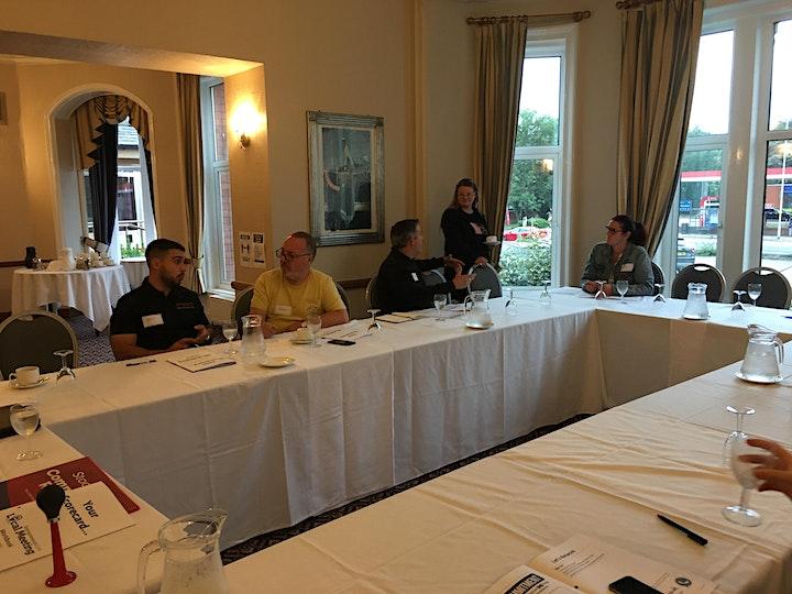 Entrepreneurs Circle 'Network & Learn' Marketing Meeting: Stockport image