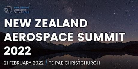 New Zealand Aerospace Summit 2022 tickets