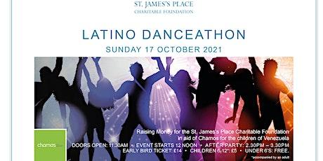 LATINO DANCEATHON 2021 tickets