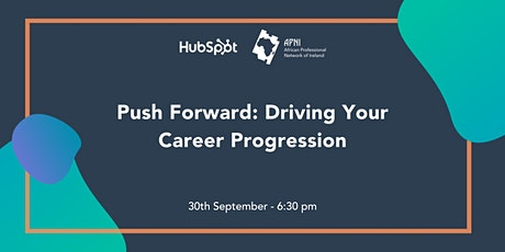 Push Forward: Driving Your Career Progression tickets