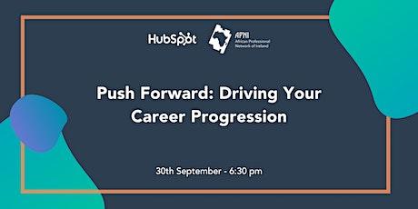 Push Forward: Driving Your Career Progression biglietti