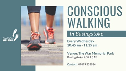 Conscious Walking tickets