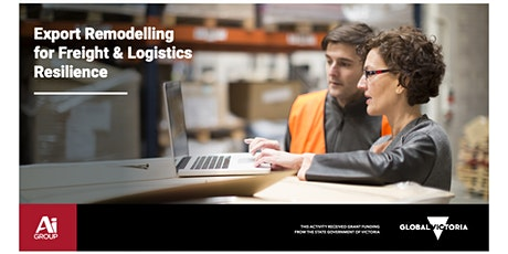Series 2 -Export Remodelling - Manage Your Global Supply Chains & Logistics tickets