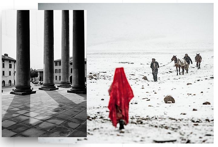 "Immagine Fotografica  2021- Proiezione Docufilm ""Baraccopolis"""